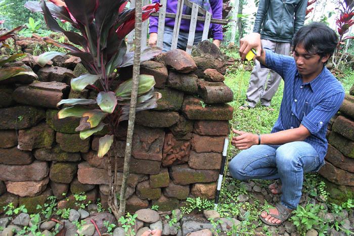 クディリ朝の調査進む 1000年以上前の遺跡  東ジャワのマラン