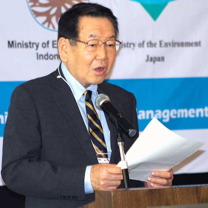 東京都がごみ処理支援 「ジャカルタと連携強化を」 廃棄物管理セミナー  (2014年12月19日)